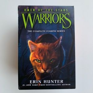 Warrior Cats - The 4th series, Omen of the stars